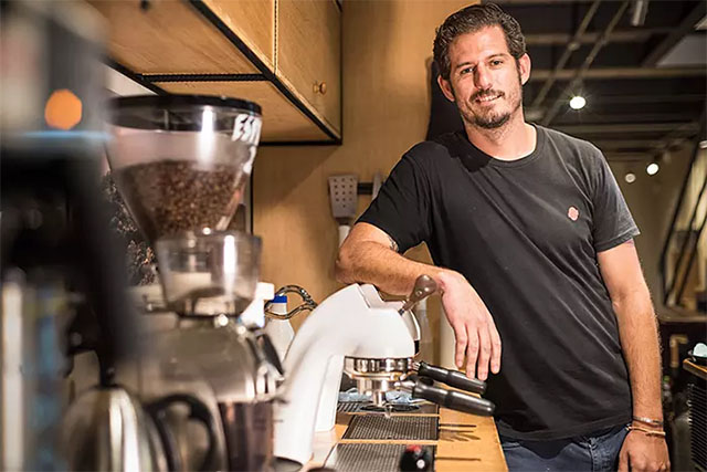Felipe Croce: We are giving people a chance to taste things they have never tasted in their lives © Ricardo Lisboa